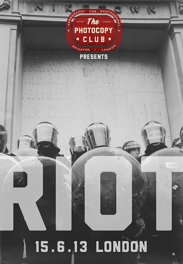 Riot - The Photocopy Club